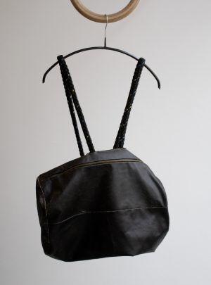 LEATHER BACKBAG