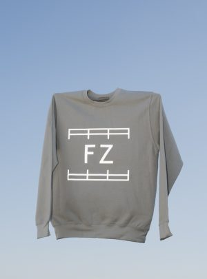 UNISEX SWEATER GRAY
