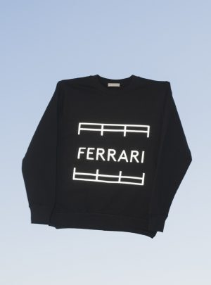 UNISEX SWEATER BLACK