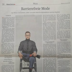 Wiener Zeitung (July 2019)