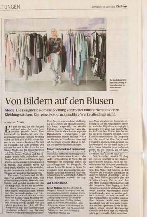 Die Presse (Juli 2016)