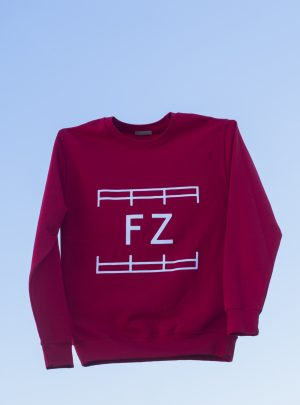 UNISEX SWEATER RED
