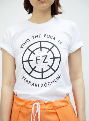 WHO THE F*** SHIRT UNISEX