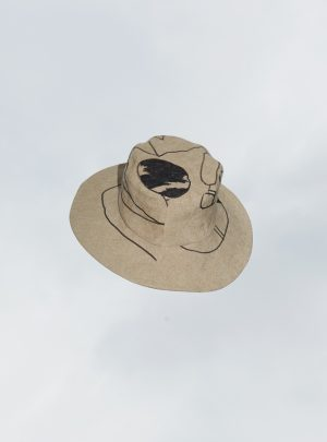 bucket hat linen BETTINA x FZ