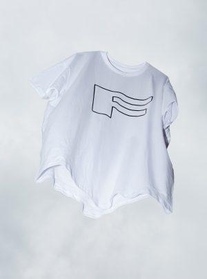 Oversized F Shirt