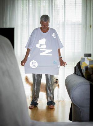 FZ Oversized ref Shirt  GABY  #2 12 202021