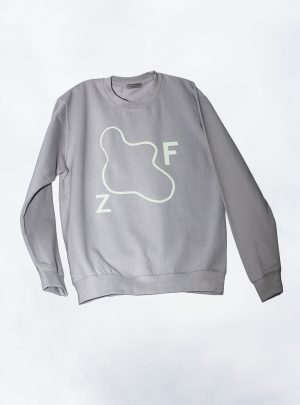 FZ glowinthedark UNISEX pale gray