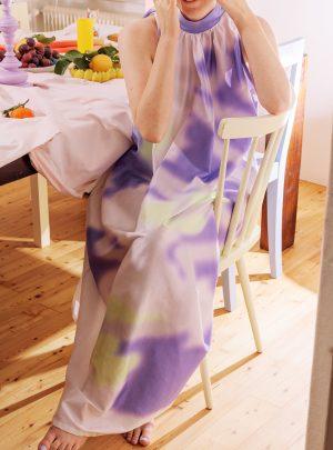 Dress blurry lilac BETTINA x FZ